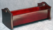 Doll's_rocking-cradle-red_cedar-stained-pine