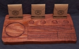 Tasmanian Blackwood timber display trays