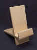 birch plywood dl size brochure stand