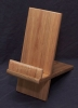 blackwood hardwood dl size brochure stand