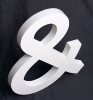 Ampersand_32mm-thickness-40cm-high